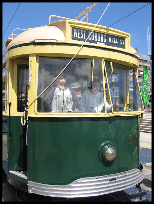 100 years of Electric trams — Woot!