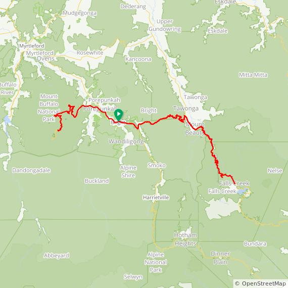 396 200km alpine classic