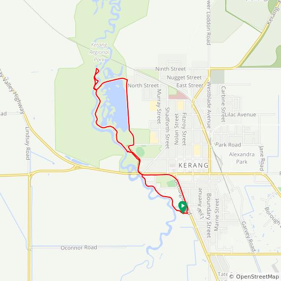 Day 556 ⛅ Loddon wetlands