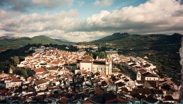 Monday: Tomar to Castelo de Vide