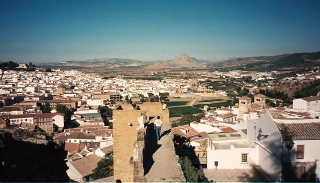 Monday: Antequera to Granada