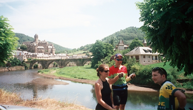 Conques to St Geniez