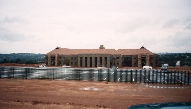 Monash University, in South Africa!
