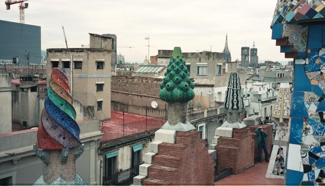 Monday: Barcelona