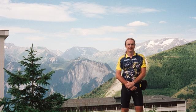 Les Egats to l'Alpe d'Huez