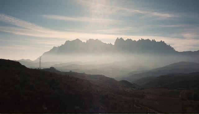 Wednesday: Montserrat to Agramunt