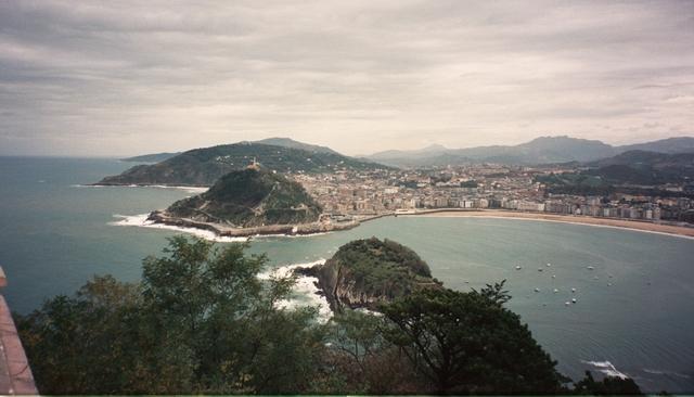 Monday: San Sebastian