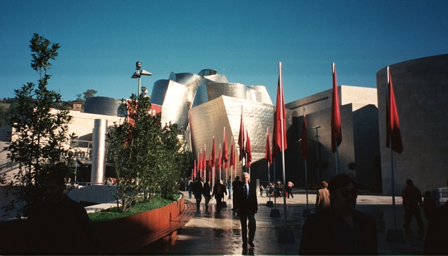 Wednesday: Bilbao